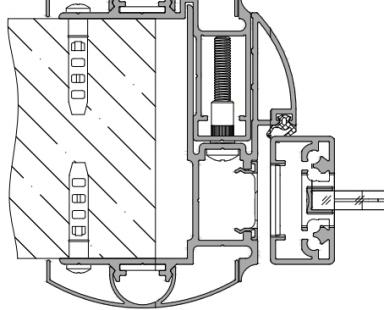схема телескопической коробки