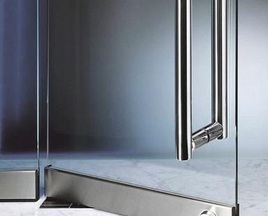 Фурнитура стеклянной межкомнатной двери