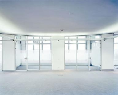 стеклянные стены для офисов